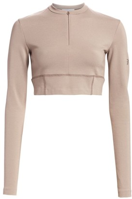 artica-arbox Concealed Crop Top