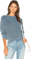 Demy Lee Chelsea Pullover in Blue