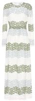 Burberry Hannah lace dress