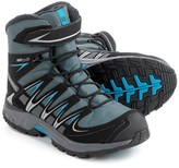Salomon XA Pro 3D Winter Boots - Waterproof, Insulated (For Big Boys)