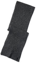 Polo Ralph Lauren Ribbed Cashmere-Wool Scarf
