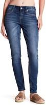 Seven7 Flap Pocket Skinny Jeans