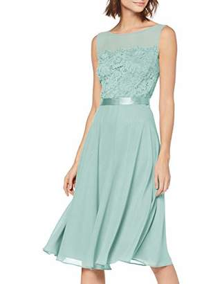 Vera Mont Women's 27/5000 Dress, (Summer Pink 4605), (Size: 46)