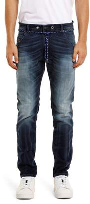 Diesel Krooley Jogg Slouchy Slim Straight Jeans