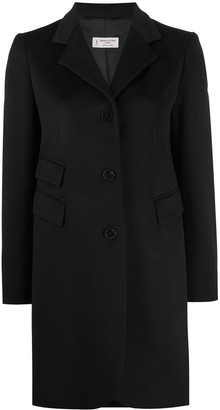 Alberto Biani Single-Breasted Coat