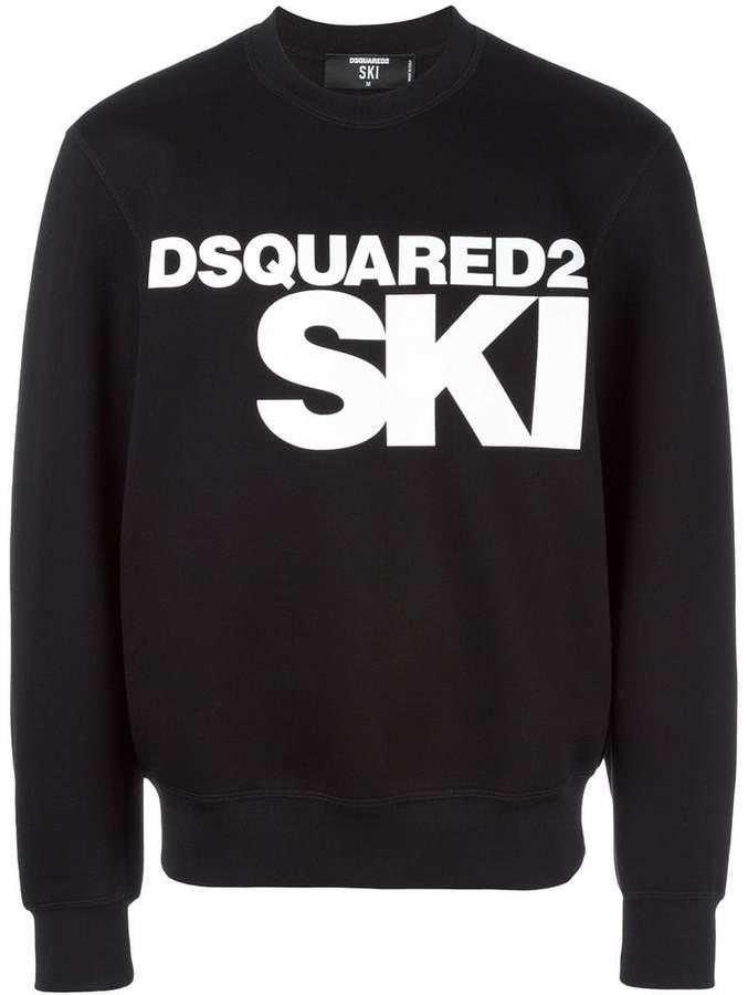 DSQUARED2 Ski sweatshirt