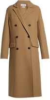 Loewe Peak-lapel double-breasted coat