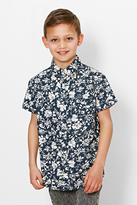 Boohoo Boys Floral All Over Print Shirt
