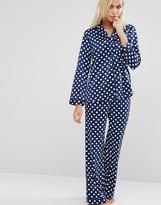 Boux Avenue Natasha Spot Pajama Set