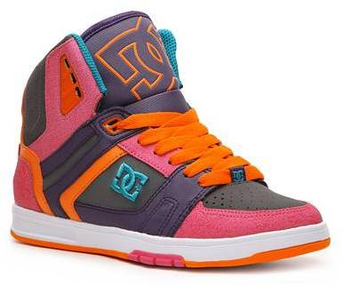 DC Stance High-Top Skate Sneaker - Womens