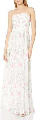 Erin Fetherston Erin Women's Isabelle Floral Ruched Gown