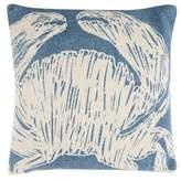 Thomas Paul Crab Sketch Pillow