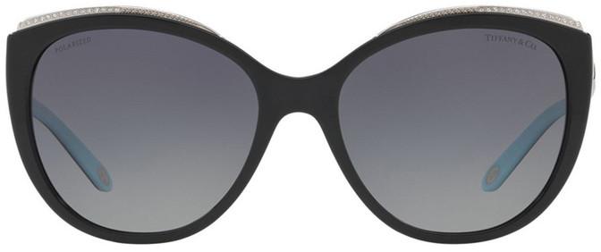Tiffany & Co. TF4134B 406500 Polarised Sunglasses Black