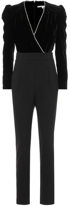 Veronica Beard Cleo embellished jumpsuit