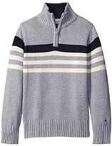 Tommy Hilfiger Peter 1/2 Zip Sweater (Big Kids)