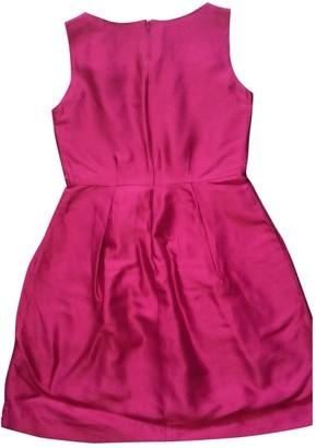Tara Jarmon Pink Cotton Dress for Women