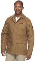 Columbia Men's Beacon Stone Omni-Shield Flannel Coat