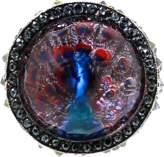 Sevan Biçakci Carved Peacock Ring