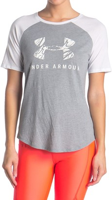 Under Armour Fit Kit Graphic Baseball Tee