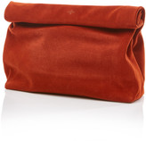 Marie Turnor Handbags - The Lunch - Paprika Suede