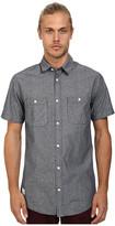 Wesc Larken Short Sleeve Woven Shirt