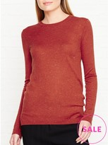 Whistles Annie Sparkle Knitted Top