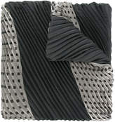 Emporio Armani pleated scarf