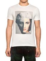 Dead Meat Liz Printed Cotton Jersey T-Shirt