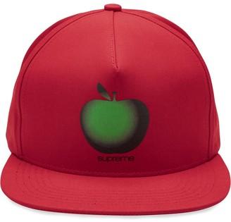 Supreme apple 5-panel cap