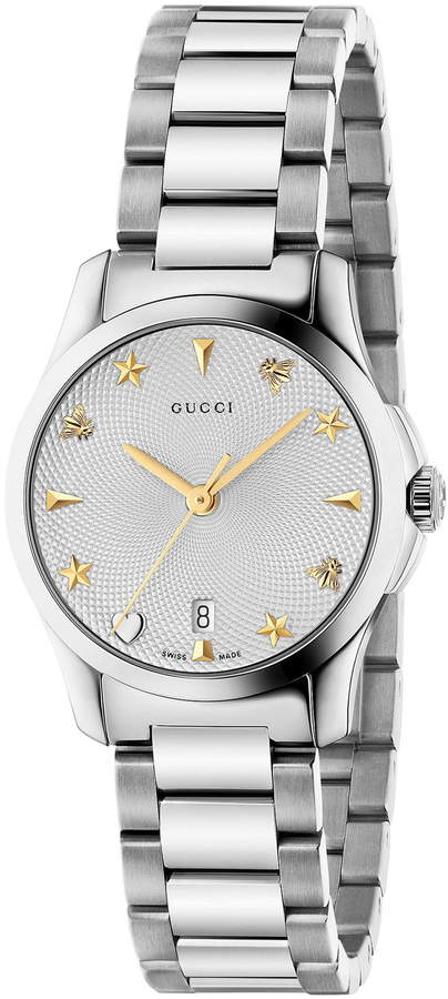 e4f259f0a68 Gucci Bracelet Watches For Women - ShopStyle