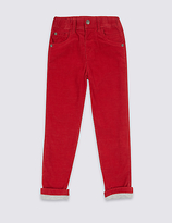 Marks and Spencer Cotton Rich Trousers (3 Months - 6 Years)