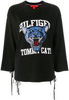 Hilfiger Collection Tomcats sequin T-sweatshirt