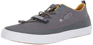 Columbia PFG Men's Dorado CVO PFG Boat Shoe Ti Grey Steel