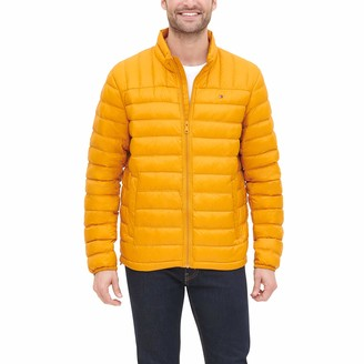 Tommy Hilfiger Men's Tommy Light Weight Packable Down