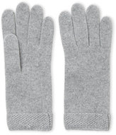 Portolano Cashmere Honeycomb Gloves