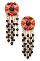 Kate Spade Women's 'Burst Into Bloom' Chandelier Earrings