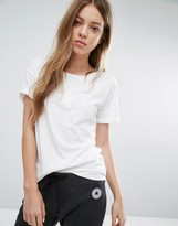 Converse Elevated Chuck Patch Easy Crew T-Shirt