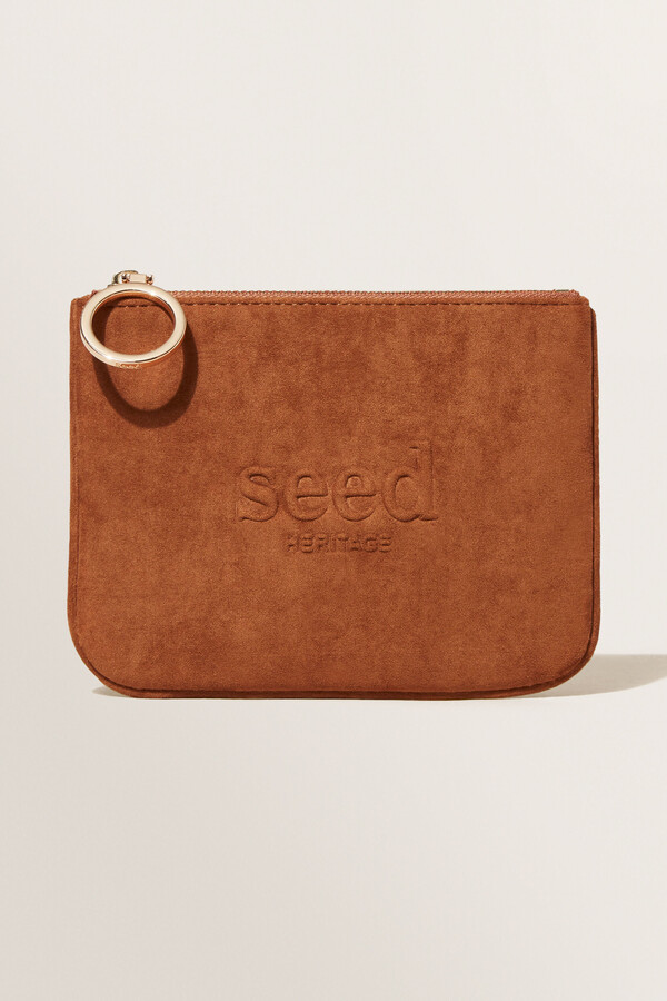Thumbnail for your product : Seed Heritage Seed Mini Pouch