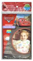 Neat Solutions Disposable Bib, Disney Cars, 10-Count by