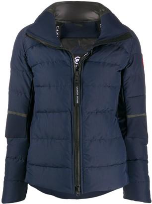 Canada Goose Padded Zipped Jacket