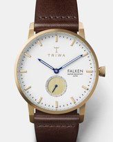 Triwa Snow Falken - Dark Brown Classic