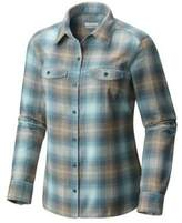 Columbia Women's Silver Ridge Long Sleeve Flannel Shirt