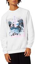 Topman Graphic Sweatshirt