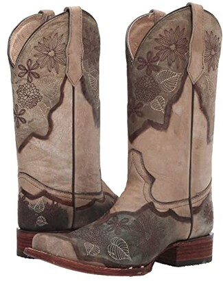 Corral Boots L5467 (Sand) Women's Boots
