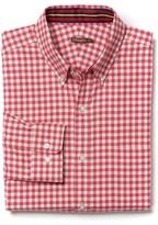 J.Mclaughlin Carnegie Classic Fit Flannel Shirt in Window Pane