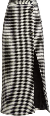 Giuliva Heritage Collection The Sadie Checked Wool Skirt