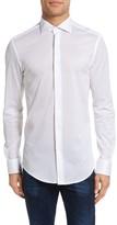 Pal Zileri Men's Pique Sport Shirt