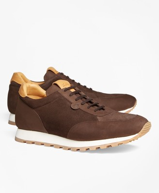 Brooks Brothers Sporty Sneakers