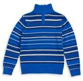 Calvin Klein Jeans Boy's Cotton Half-Zip Sweater