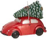 Linea Christmas Car Candle